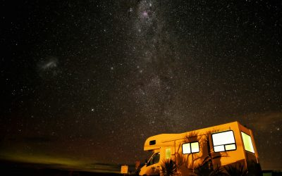 Five Perfect Reasons To Camp Out With Your Caravan